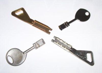Duplicazione chiavi fichet per casa : modelli nuovi e vecchi